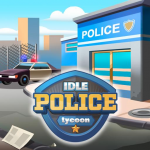Idle Police Tycoon – Cops Game (MOD, Unlimited Money) 1.0.2