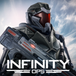 Infinity Ops: Online FPS (MOD, Unlimited Money) 1.12.0
