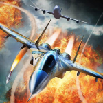 Jet Fighter Racing (MOD, Unlimited Money) 1.9
