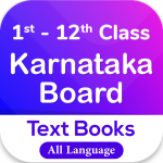 Karnataka Textbooks 1st to 12th Class (Premium Cracked) 2.3