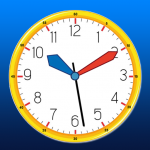 Kids Clock Learning – Learn Time Telling for Kids (Premium Cracked) 1.8