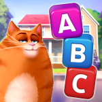 Kitty Scramble: Word Finding Game (MOD, Unlimited Money) 1.199.3