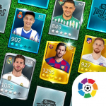 LaLiga Top Cards 2020 – Soccer Card Battle Game (MOD, Unlimited Money) 4.1.4