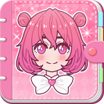 Lily Diary Dress Up Game   (MOD, Unlimited Money) 1.2.0
