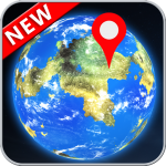 Live Earth Map GPS Satellite & Travel Navigation (Premium Cracked) 1.0.1