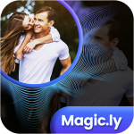 Magic.ly – Magic video maker, photo video editor (Premium Cracked) 1.0.6