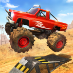 Monster Truck OffRoad Racing Stunts Game (MOD, Unlimited Money) 2.1