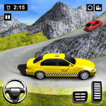 Mountain Taxi Driver: Driving 3D Games (Premium Cracked) 1.0.4