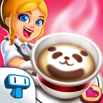 My Coffee Shop Coffeehouse Management Game   (MOD, Unlimited Money) 1.0.56