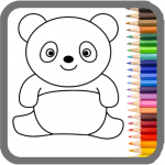 My Dino Town: Coloring Pages for Kids & Games (MOD, Unlimited Money) 1.0.6