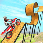 New Bike Racing Stunt Master : Top Motorcycle Game (MOD, Unlimited Money) 1.1