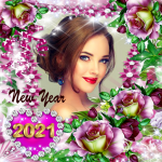 New Year Photo Frame  2021 (MOD, Unlimited Money) 1.3