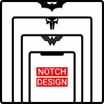 Notch Design (Premium Cracked) 3.5.5