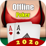 Poker Offline Free 2020 – Texas Holdem With Girl (MOD, Unlimited Money) 3.0