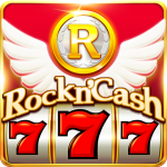 Rock N' Cash Casino Slots -Free Vegas Slot Games (MOD, Unlimited Money) 1.40.0