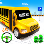 School Bus Driving Simulator Bus Parking Games (Premium Cracked) 19