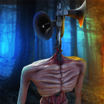 Siren Head Scary Horror Forest Story (MOD, Unlimited Money) 1.1