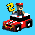 Smashy Road: Wanted 2 (MOD, Unlimited Money) 1.3