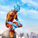 Snow Storm Superhero (MOD, Unlimited Money) 1.0.5