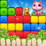 Sweet Garden Blast Puzzle Game   (MOD, Unlimited Money) 1.3.9