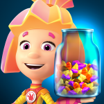 The Fixies: Chocolate Factory Games for Girls Boys (MOD, Unlimited Money) 1.6.2
