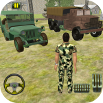 US Army Off-road Truck Driver 3D (MOD, Unlimited Money) 1.1