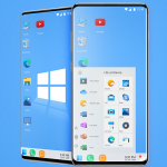 Win 10 theme for computer launcher 2020 (Premium Cracked) 2.0
