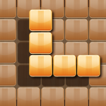 Wooden 100 Block Puzzle – Classic Wood Brain Game  2.6.0