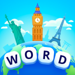 Word Travel: Pics 4 Word (MOD, Unlimited Money) 1.3.1