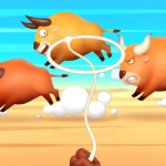YEEHAW: Cowboy game, Enjoy stampede & lasso (MOD, Unlimited Money) 1.2.5.1009