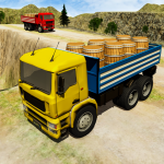 3D Euro Truck Driving Simulator – Real Cargo Game (MOD, Unlimited Money) 1.0