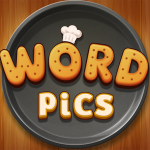 4 Pics 1 Word Cookie   (MOD, Unlimited Money) 1.26.221