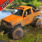 4×4 Off-Road Jeep Racing Suv 3D 2020 (MOD, Unlimited Money) 1.21