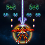 Alien Attack: Galaxy Invaders (MOD, Unlimited Money) 1.3.4