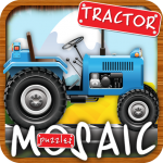 Animated Puzzles tractor farm (MOD, Unlimited Money) 1.25