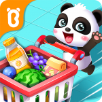 Baby Panda's Supermarket (MOD, Unlimited Money) 8.48.00.01