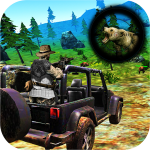 Bear Hunting on Wheels 4×4 – FPS Shooting Game 18 (MOD, Unlimited Money) 1.6