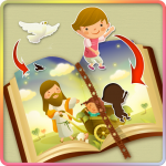 Bible puzzles for toddlers (MOD, Unlimited Money) 1.2.2