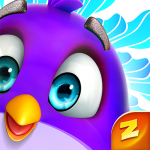Bubble Birds V – Color Birds Shooter (MOD, Unlimited Money) 1.9.6