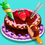 🤤🍰 Cake Shop  – Bake & Decorate Boutique (MOD, Unlimited Money) 3.7.5022