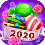 Candy Charming 2020 Free Match 3 Games   (MOD, Unlimited Money) 15.5.3051