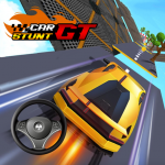 Car Stunt 3D Racing: Mega Ramps (MOD, Unlimited Money) 1.0.10