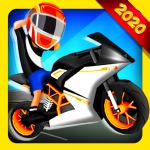 Cartoon Cycle Racing Game 3D (MOD, Unlimited Money) 3.7