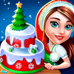 Christmas Cooking : Crazy Food Fever Cooking Games  (MOD, Unlimited Money) 1.4.61