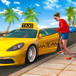 City Taxi Driving Sim 2020: Free Cab Driver Games (MOD, Unlimited Money) 1.0.1