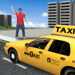 City Taxi Driving simulator: PVP Cab Games 2020 (MOD, Unlimited Money) 1.51