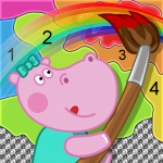 Color by Number for Kids (MOD, Unlimited Money) 1.1.4