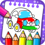Coloring & Learn (MOD, Unlimited Money) 1.129