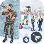 Combat Shooter: Critical Gun Shooting Strike 2020 (MOD, Unlimited Money) 2.3