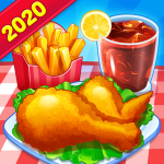 Cooking Dream Crazy Chef Restaurant Cooking Games   (MOD, Unlimited Money) 6.16.163